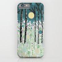 :: Moonlight Kiss :: iPhone 6 Slim Case