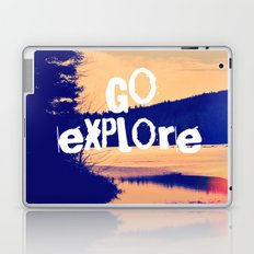 Go Explore Laptop & iPad Skin