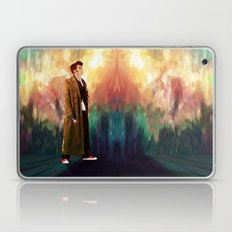 The 10th Doctor who with abstract background iPhone 4 4s 5 5c 6, pillow case, mugs and tshirt Laptop & iPad Skin