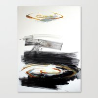 Inconceived/Outconceived Canvas Print