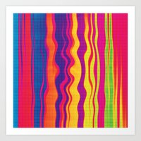 Fiesta Time  Art Print