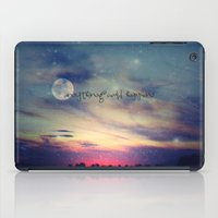 Anything Could Happen iPad Case