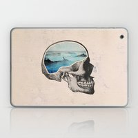 Brain Waves Laptop & iPad Skin