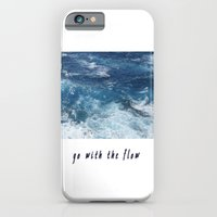 iPhone & iPod Case featuring Oahu: Go With The Flow by ParadiseApparel
