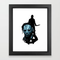 Halloween : Monster Madn… Framed Art Print