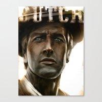 Butch '69 Canvas Print