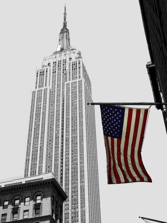 Empire State Building, New York Art Print