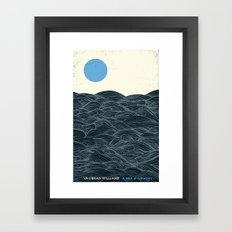 A Sea Symphony - Vaughan Williams Framed Art Print