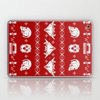 Merry Christmas A-Holes Laptop & iPad Skin
