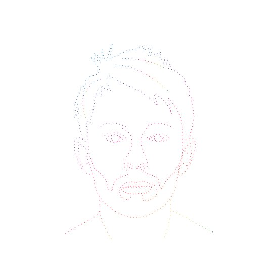 Dot & Roll - Thom Art Print