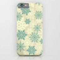 Snowflakes #2 iPhone 6 Slim Case