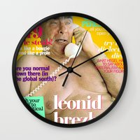COSMARXPOLITAN, Issue 10 Wall Clock