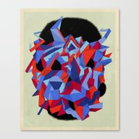 Phrenic Canvas Print