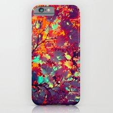Autumn Tree X iPhone 6 Slim Case