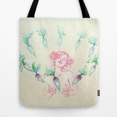 Natasha Shy Tote Bag