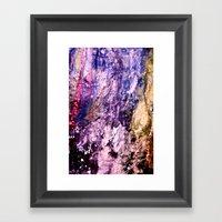 Going Framed Art Print