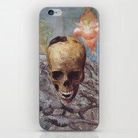 Collage #24 iPhone & iPod Skin