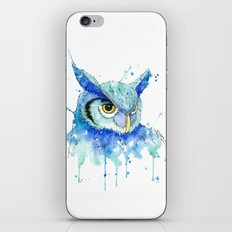 Color Hedwig  iPhone & iPod Skin
