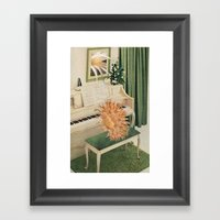 Play It Again... Framed Art Print