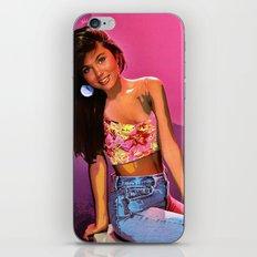 Kelly Kapowski iPhone & iPod Skin