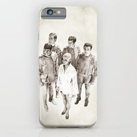 iPhone & iPod Case featuring Star Trek - Let's see V'ger by Liz Molnar