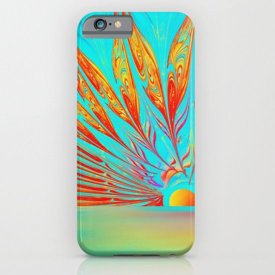 Splendid Sunrise iPhone & iPod Case