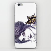 Whisky & Wine iPhone & iPod Skin