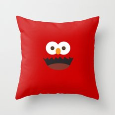 Elmo Throw Pillow