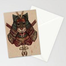 I've Shed the Blood of Many Men Stationery Cards