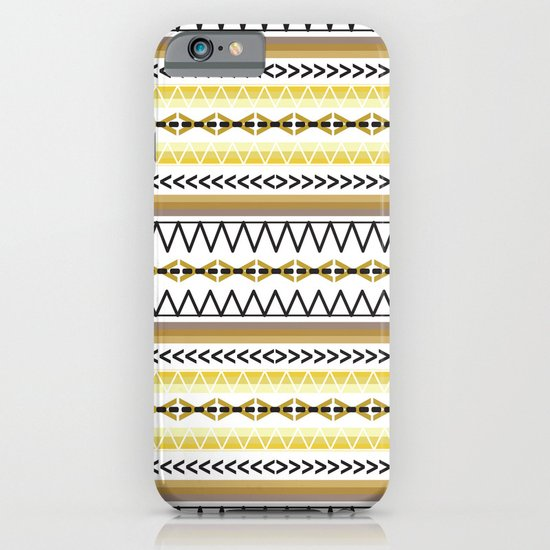 Tribal Gold iPhone & iPod Case