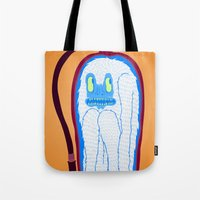 Vans & Color Magazine Tote Bag
