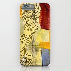 Botanical  iPhone 6s Slim Case