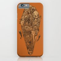 iPhone & iPod Case featuring Part of a whole by Carlos Rocafort