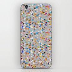 Splash dots iPhone & iPod Skin