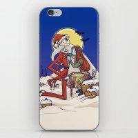 The Holiday Hero iPhone & iPod Skin