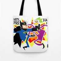 The Eternal Struggle! Tote Bag