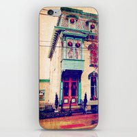 Home For The Holidays iPhone & iPod Skin