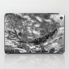 Waterfall Snowfall iPad Case