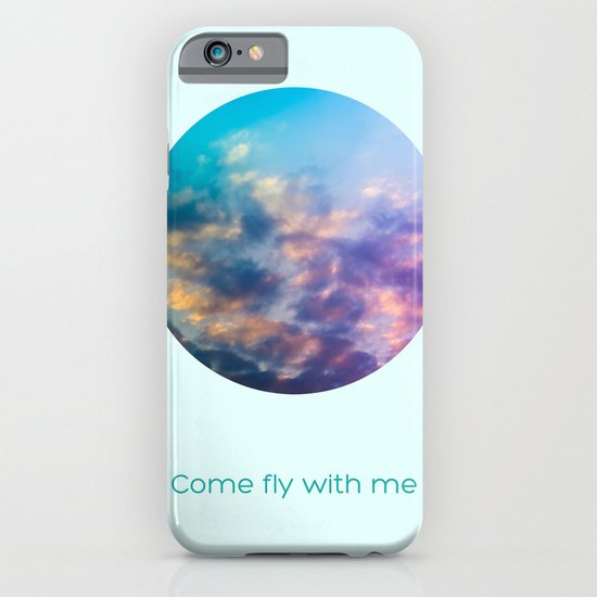 Come Fly With Me iPhone & iPod Case
