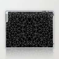 Abstract Collide Outline… Laptop & iPad Skin