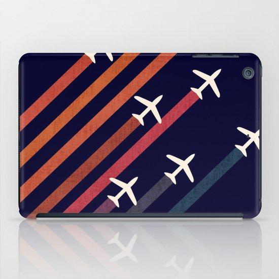 Aerial acrobat iPad Case