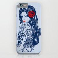 Tattoo Lolita iPhone 6 Slim Case