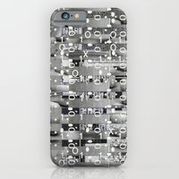 Knowing Wink (P/D3 Glitch Collage Studies) iPhone 6 Slim Case