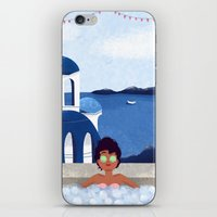 Peace Of Mind iPhone & iPod Skin