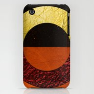 Abstract #112 iPhone (3g, 3gs) Slim Case