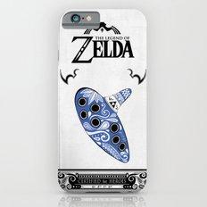 Zelda legend - Ocarina of time iPhone 6 Slim Case