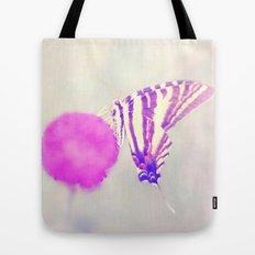 Butterfly Bokeh Tote Bag