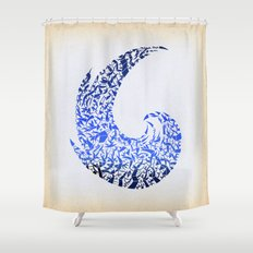 - atlantic - Shower Curtain