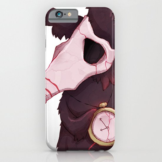 Real Monsters- Anxiety iPhone & iPod Case