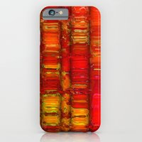 ABSTRACT - Delphian heart iPhone 6 Slim Case
